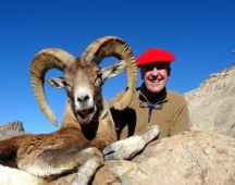 Sheep and Ibex hunting